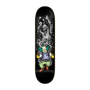 "Zero Springfield Massacre 8.0"" Skateboard Deck - Sandoval"