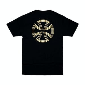 Independent Lines T-Shirt - Black