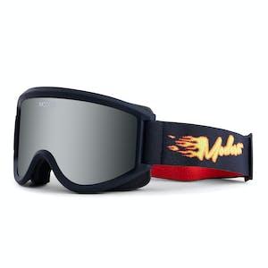 Modest Team Snowboard Goggle 2021 - Flame