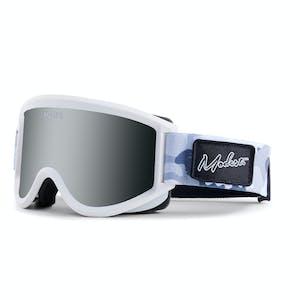 Modest Team Snowboard Goggle 2021 - White