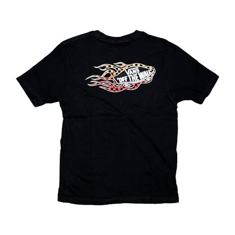 Vans Burnout Youth T-Shirt - Black