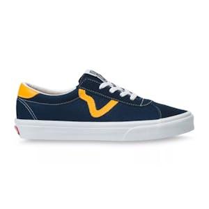 Vans Classic Sport Shoe - Dress Blues/Saffron